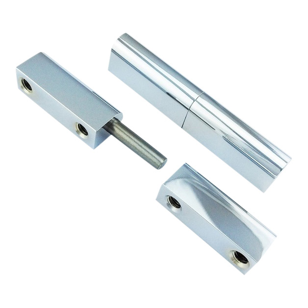 Canopies Canopy Camper Trailers Toolboxes 80mm Chrome Plated Pintle Hinge