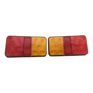 Rectangular Trailer Lights
